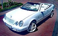 Прокат белого Mercedes кабриолет на свадьбу или съемки.