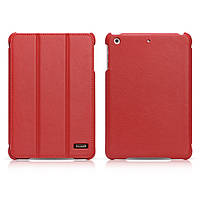 Чехол iCarer для iPad Mini / Mini2 / Mini3 Ultra-thin Genuine Red