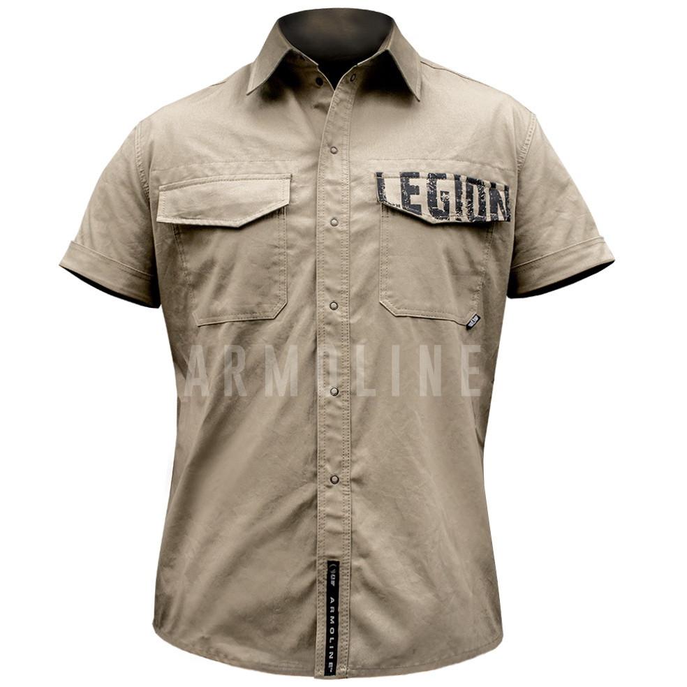 """Рубашка тактическая """"LEGION"""" БЕЖ"""