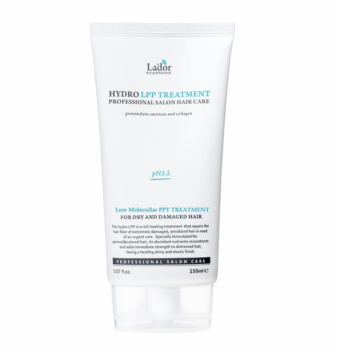 Протеиновая маска для поврежденных волос La'dor Eco Hydro LPP Treatment 150 мл