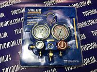 Манометрический коллектор VALUE VALUE VMG-2 R-410A-B-02 (R-410,407,22,134)