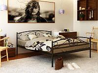 Кровать металлическая Верона-2 (VERONA) ТМ МЕТАКАМ