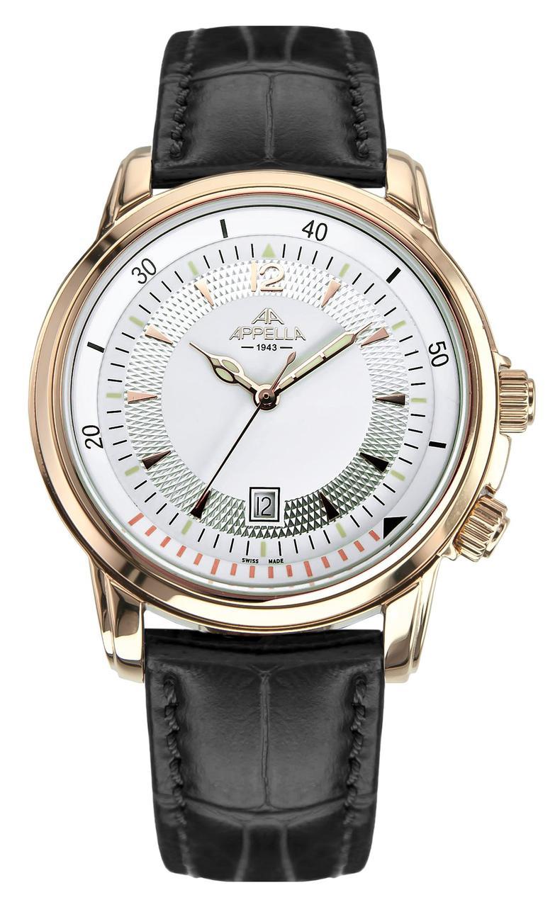 Мужские часы Appella A-729-4011 (31048)