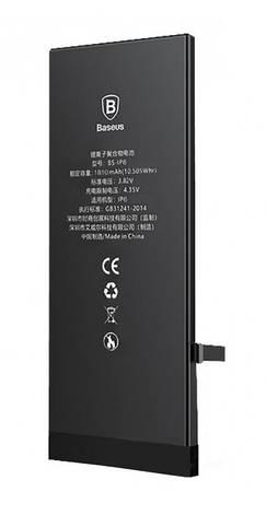 Аккумулятор Baseus BS-IP6 для Apple iPhone июня 1810 мА * ч (ACCB-AIP6), фото 2