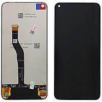 Дисплейный модуль (экран и сенсор) для Huawei Nova 4, оригинал
