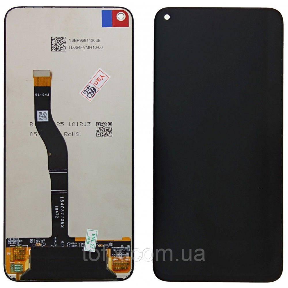 Дисплейный модуль в сборе (экран и сенсор) для Huawei Nova 4, оригинал