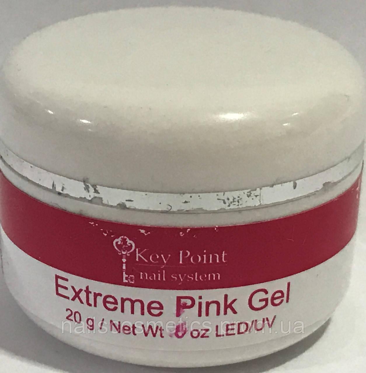 Extreme pink gel 20g