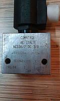 Продам клапан электромагнитный Comatrol NCS/06/2 DG 3/8 45110054 800421919