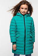Модная куртка для девочки Трикси, рост 110 - 122, ТМ Nui very. Новая коллекция детской верхней одежды, фото 1