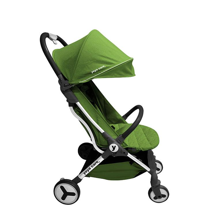 Прогулочная коляска YOYA Care Future Зеленый