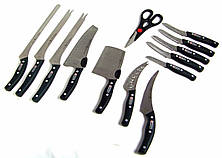 Набор кухонных ножей 13в1 Miracle Blade (1009006ВТ)