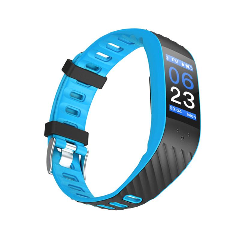 Фитнес-браслет Mavens P4 Синий