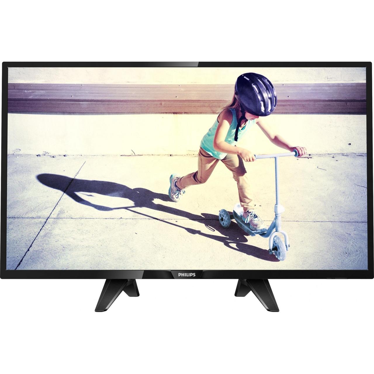 Телевизор Philips 32PFT4132 Черный (101238)
