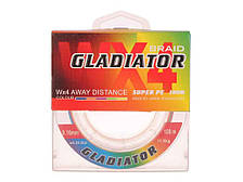 Шнур Gladiatormulti 0.16 11 kg 5col 100 м 4 жилки (234375)