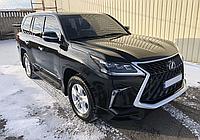 Комплект обвеса TRD SUPERIOR на Lexus LX 570/450 2016+ ABS пластик