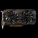 """Видеокарта Gigabyte GTX1060 Windforce OC 6GB GDDR5 192bit (GV-N1060WF2OC-6GD) """"Over-Stock"""" Б\У, фото 2"""