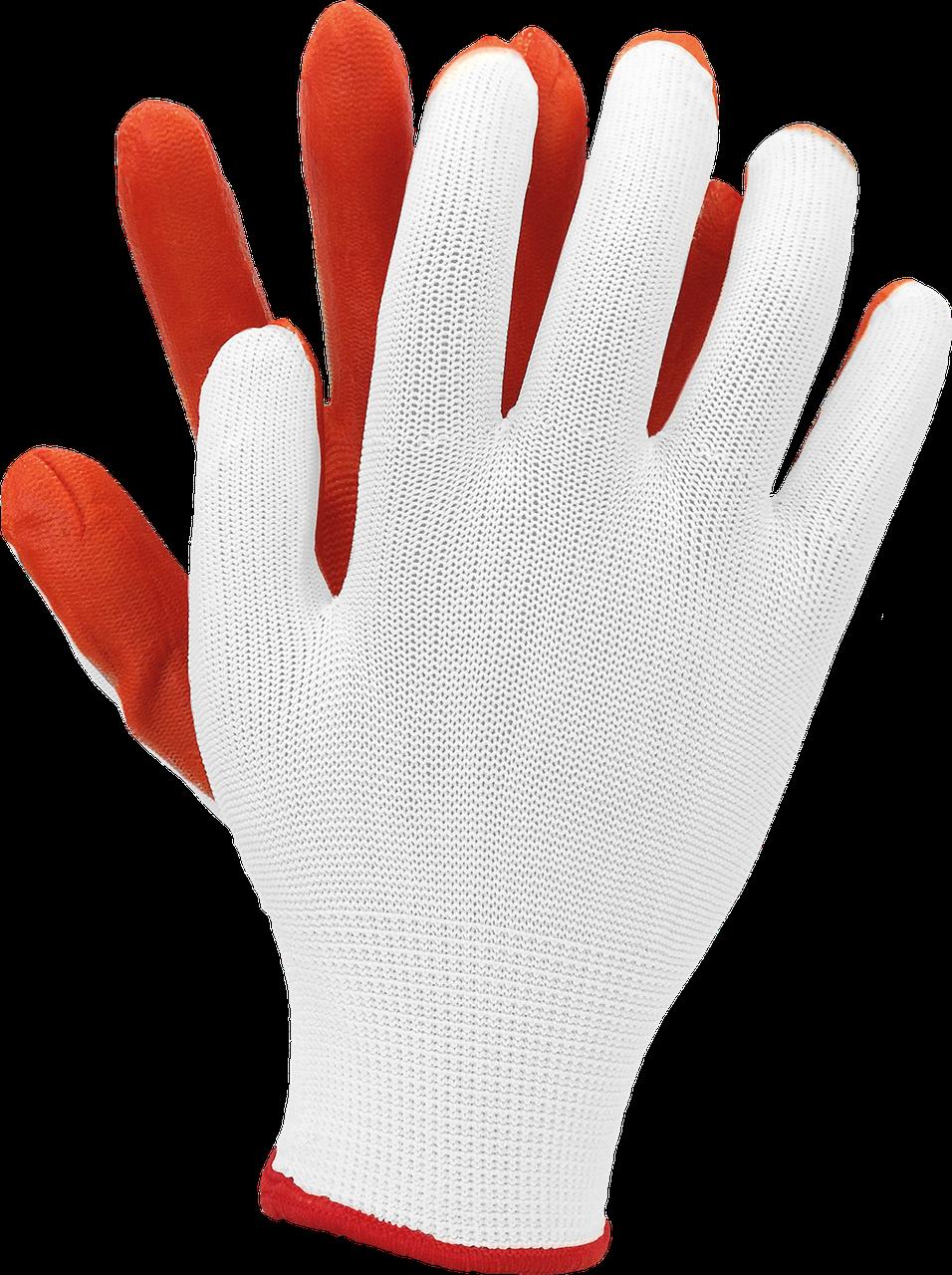 Перчатки OX-LATUA WP защитные из полиэстера Reis Польша