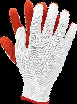 Перчатки OX-LATUA WP защитные из полиэстера Reis Польша, фото 2
