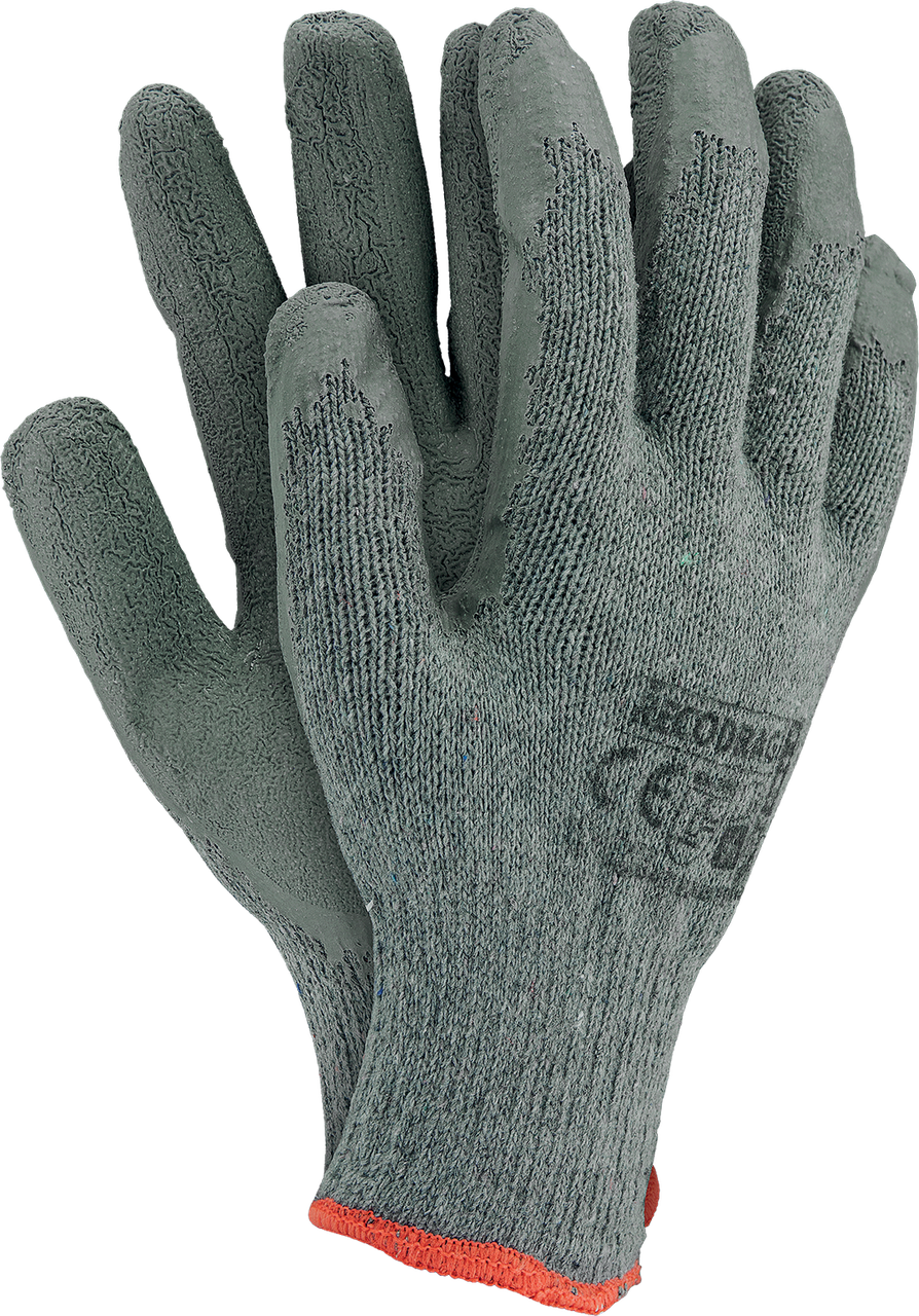 Перчатки рабочие х/б покрытая вспененным латексом RECODRAG SS  REIS Польша