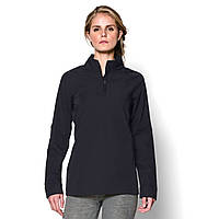 Рубашка Under Armour Womens ColdGear Infrared Tactical 1/4 Zip Navy M Черный (1242383NV)