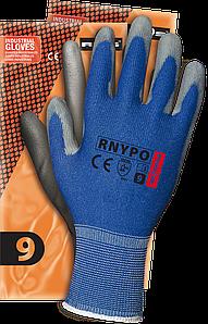 Защитные перчатки RNYPO NS из нейлона с полиуретановым покрытием Reis Польша