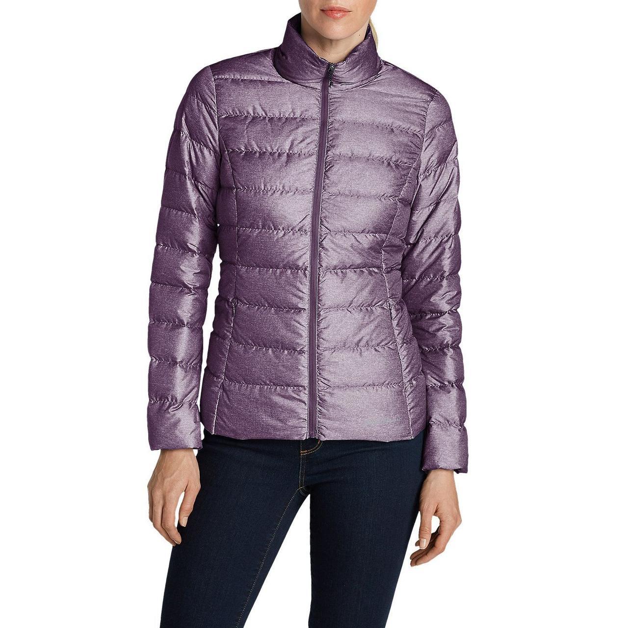 Куртка Eddie Bauer Women CirrusLite Down Jacket L Фиолетовый (0103DKPL)