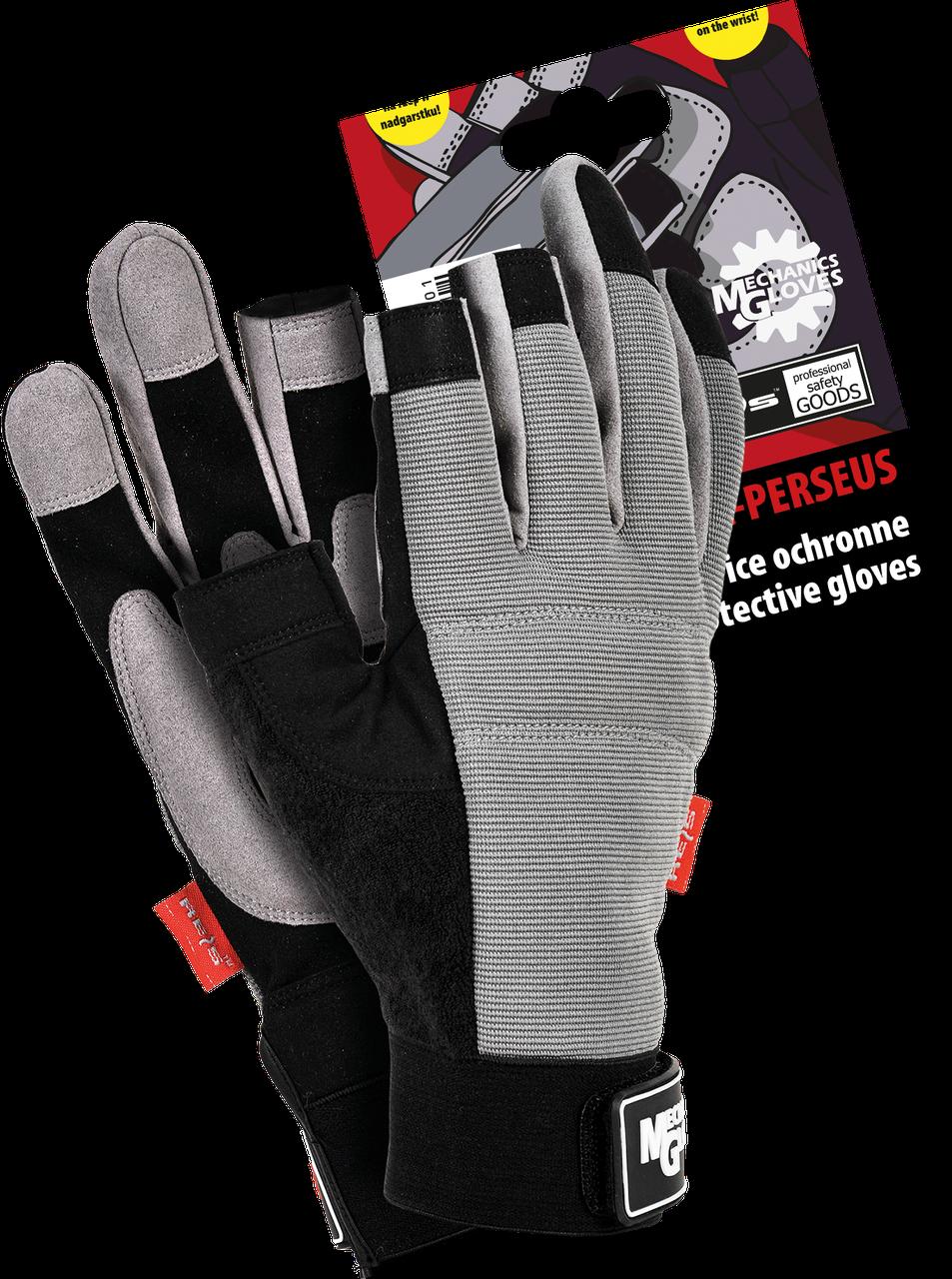 Мотоперчатки RMC-PERSEUS SB Reis Польша(перчатки)
