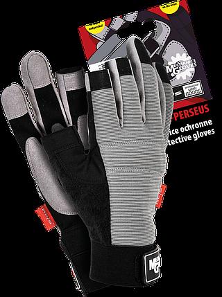 Мотоперчатки RMC-PERSEUS SB Reis Польша(перчатки), фото 2