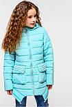 Куртка для девочки  Джейд, размеры 110-158, Тм Nui very, фото 2