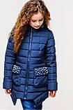 Куртка для девочки  Джейд, размеры 110-158, Тм Nui very, фото 8