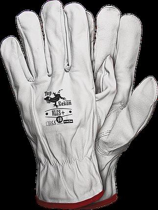 Перчатки RLCS+ W из высококачественной козьей кожи REIS (RAW-POL) Польша, фото 2