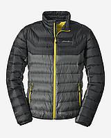 Куртка Eddie Bauer Mens Downlight StormDown M Серый (0919CR)