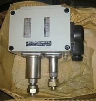 Датчик-реле давления сдвоенный Д220А и Д220АР (Д-220А, Д-220АР, Д220А-12, Д220А-13, Д220АР-12, Д220АР-13)