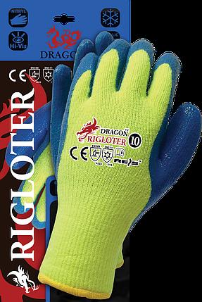 Рабочие перчатки RIGLOTER YN утепленные, фото 2