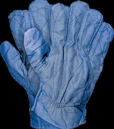 Защитные перчатки тиковые RDP G Польша, фото 2