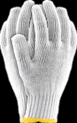 Защитные перчатки трикотажные RDZ W Польша, фото 2
