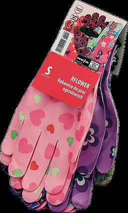 Перчатки RFLOWER MC защитные выполненные из нейлона , фото 2