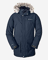 Парка Eddie Bauer Mens Superior Down Parka Dusted BLACK L Черный (5571BK)