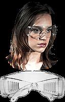 Очки защитные GOG-ICE T с широкими дужками Reis Польша