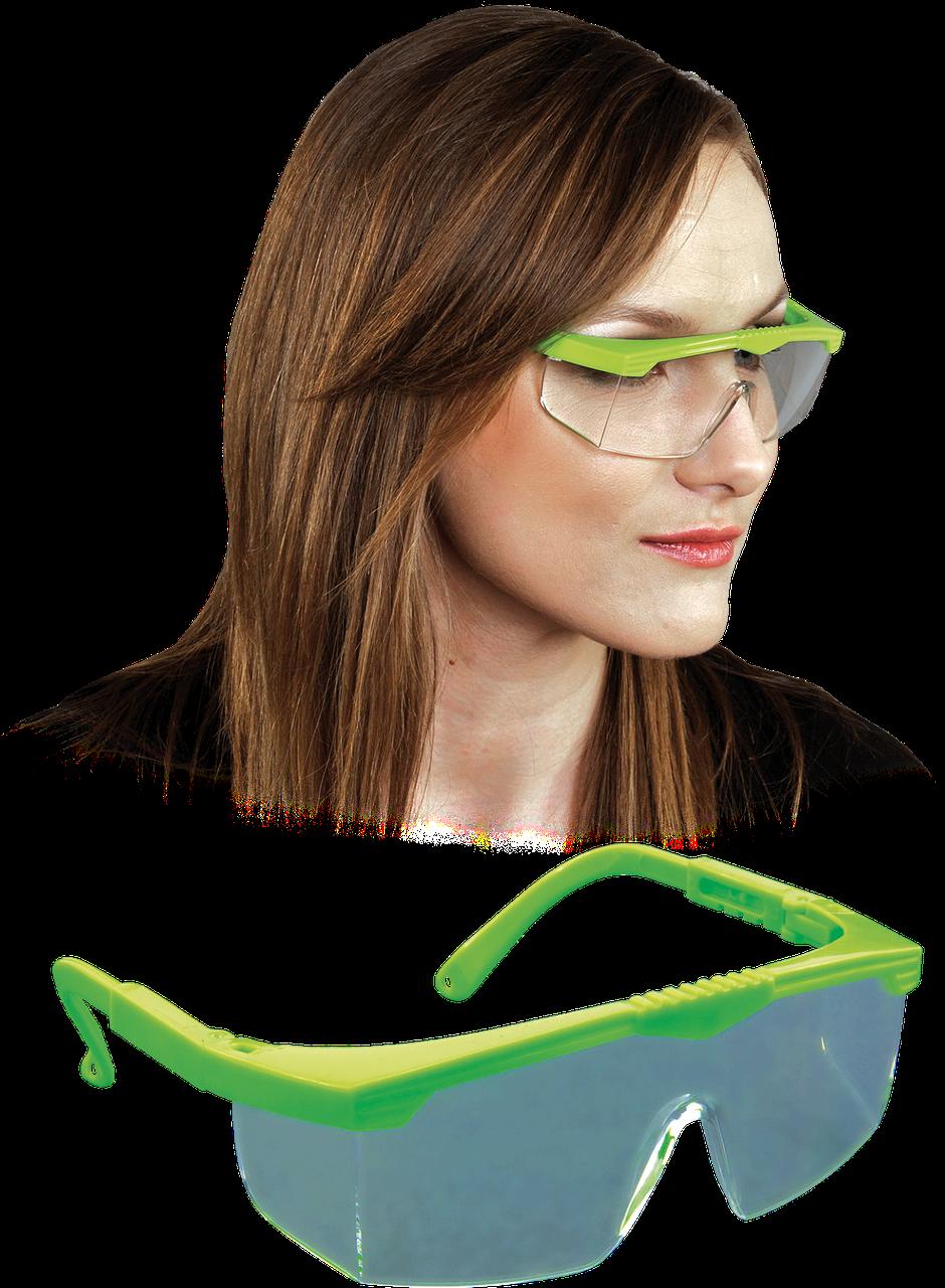 Противоосколочные очки защитные для учеников GOG-LEARN TSE Reis Польша