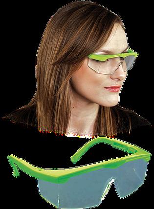Противоосколочные очки защитные для учеников GOG-LEARN TSE Reis Польша, фото 2