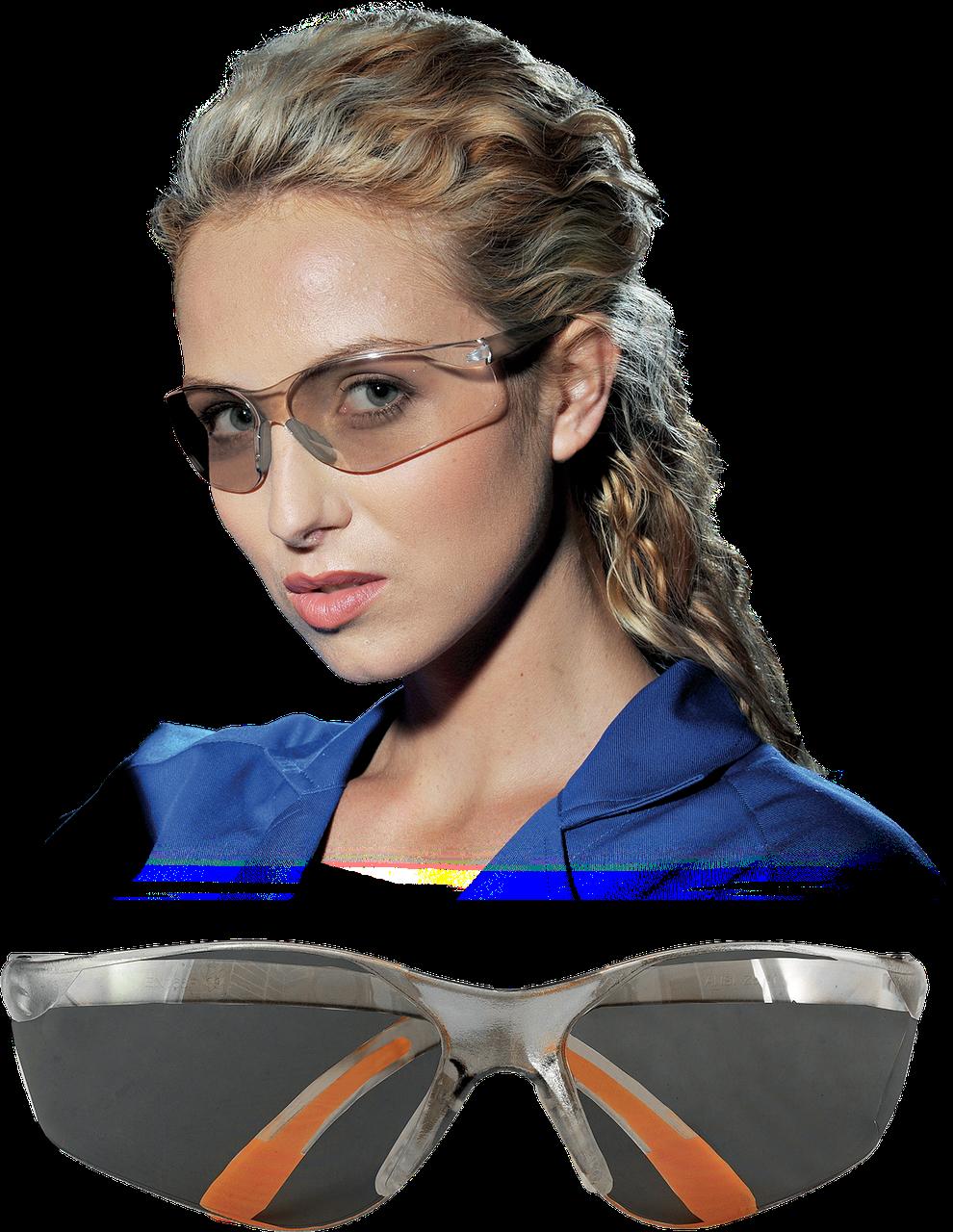 Противоосколочные защитные очки OO-VIRGINIA SP рабочие Reis Польша