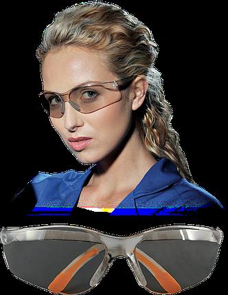 Противоосколочные защитные очки OO-VIRGINIA SP рабочие Reis Польша, фото 2