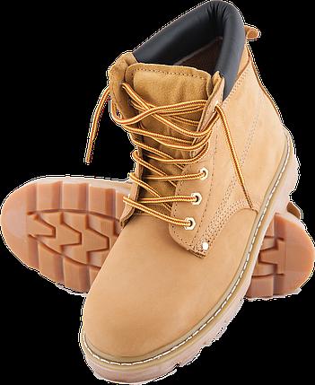 Обувь BRFARMER Y рабочая водостойкая бежевая мужская (рабочие ботинки) , фото 2