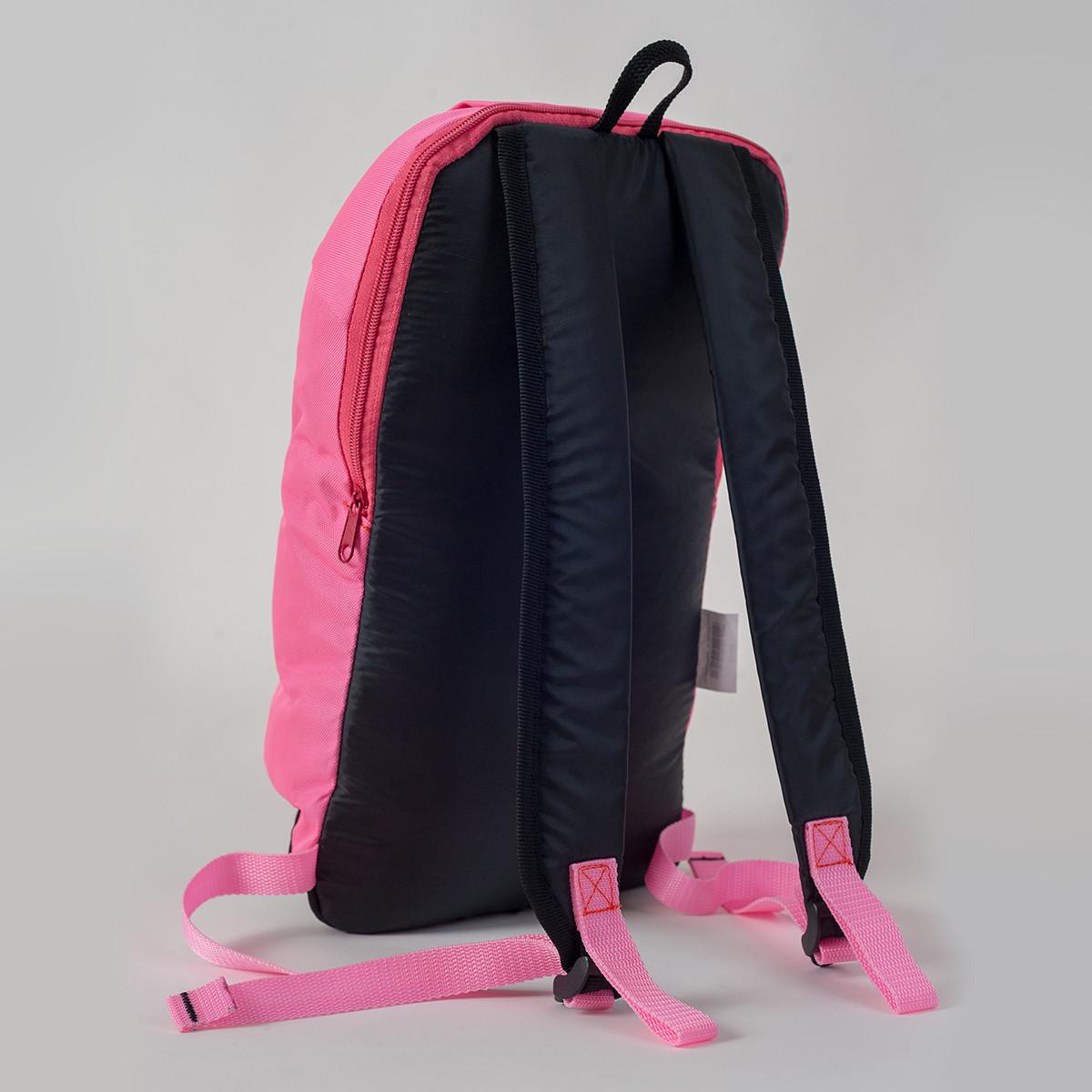 Спортивный рюкзак MAYERS 10L, светло-розовый + черный, фото 3