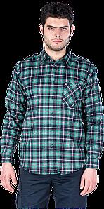 Рубашка KF- C3 фланелевая рабочая