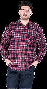 Рубашка KF- GC фланелевая рабочая REIS