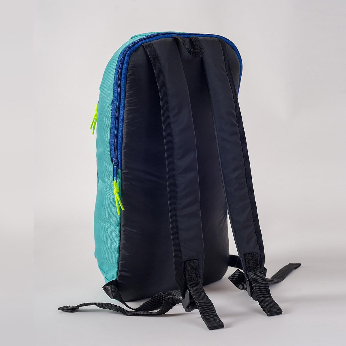 Спортивный рюкзак MAYERS 10L, бирюзовый, фото 3