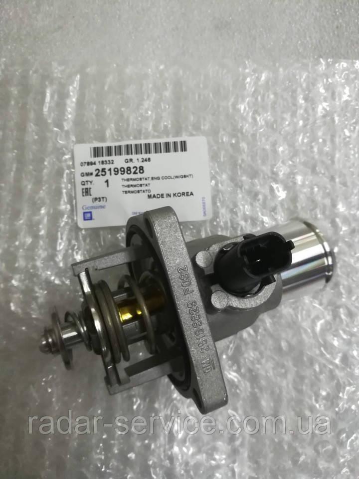 Термостат Круз 1.6-1.8i, АвеоТ300, Cruze J300, 25199828, GM