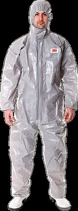 Защитный комбинезон 3M-KOM-4570 S биологических угроз и инфекций -  США 3М, фото 2